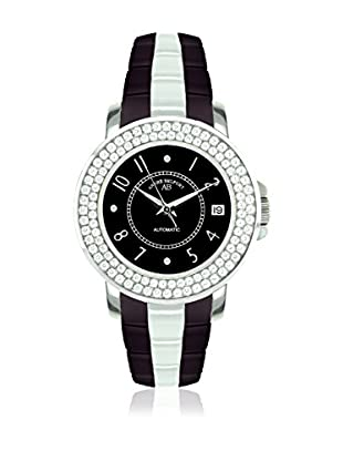 André Belfort Reloj automático Woman Aphrodite No.2 Negro / Blanco 38.0 mm