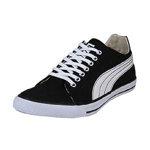 Hip Hop IND Puma IN9135419102 Black White | Size ( UK / India ) 4