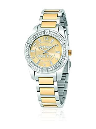 Miss Sixty Quarzuhr Woman R0753131502 38 mm