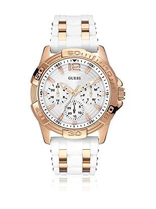 Guess Uhr mit japanischem Mechanikuhrwerk Woman Oasis Rose Gold Tone roségold 43.5 mm