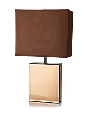 Nova Lighting Hepburn Table Lamp (Bronze/Brown)
