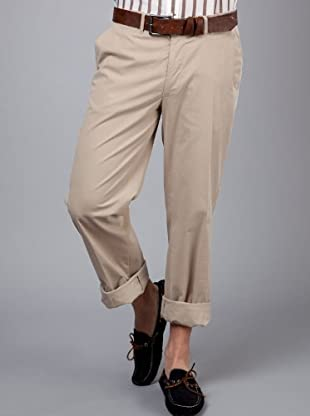 PEDRO DEL HIERRO Pantalón Vestir (Beige)