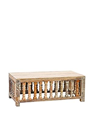 Tottenham Court Cullen Coffee Table, Lime Wash