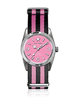 Oxygen Quarzuhr Sport Flamingo  34  mm