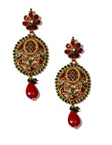 Exclusive Multicolor Pearl Traditional Set - J0301052