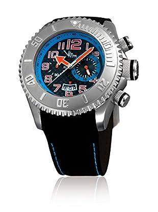 Vip Time Italy Uhr mit Japanischem Quarzuhrwerk VP5054ST_ST schwarz 50.00  mm