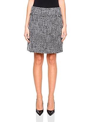 Michael Kors Rock Fray Welt Pocket Skirt