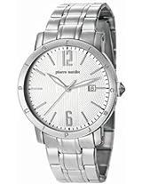 Pierre Cardin Analog White Dial Men's Watch - PC105451F02