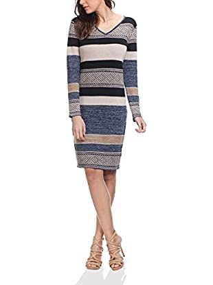 Tantra Strickkleid Etnich Knitted