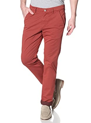Mason's Men's Torino Yarn Dye Pant (Brick)