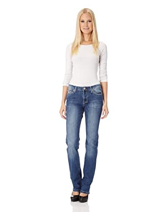 BLUE FIRE Jeans Nina (pacific destroyed)