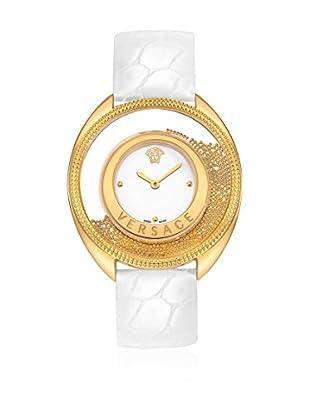 Versace Uhr mit schweizer Quarzuhrwerk Destiny 86Q70D002S001 weiß 39 mm