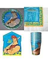 Hercules Party Pack To 8 Guests