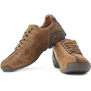 Woodland Outdoor Shoes Camel WDL0054