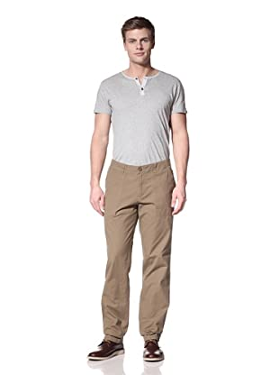 Alpha Industries Men's Patch Pant (Brown)
