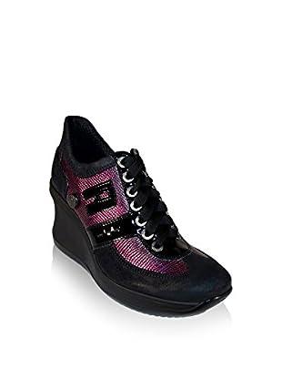 Ruco Line Sneaker Zeppa 1801 Dakota Soft S