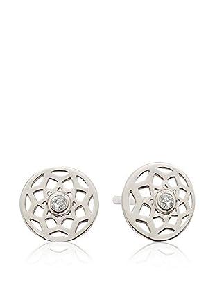 Oak Fine Jewellery Pendientes plata de ley 925 milésimas