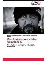 El Voluntariado Social En Salamanca.