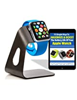 Apple Watch Charging Stand That Makes Docking & Charging Your Apple Watch Easy. Slip-Resistant Base & Easy Charger Cable Outlet. Smart Stand 2.0 Is The Smart Choice For Smart Shoppers!