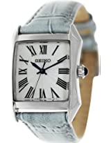 Seiko Analog White Dial Men's Watch - SXGP23P1