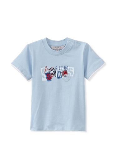 KANZ Baby Short Sleeve Tee (Blue)