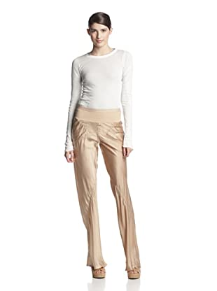 Rick Owens Women's Bias Pant (Flesh)
