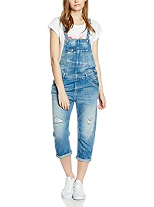 Pepe Jeans London Latzhose Denim Coster