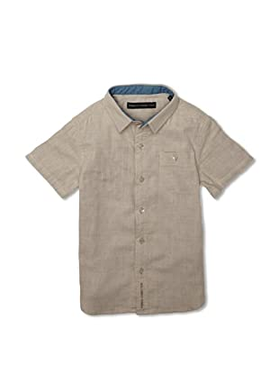 French Camisa Manatee (Gris)