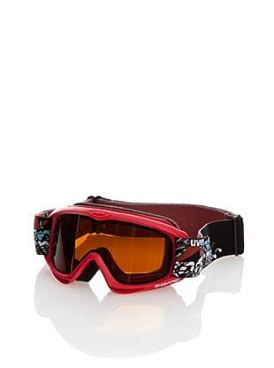 Uvex Máscara Snowfire (Rojo Oscuro)