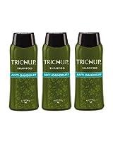 Trichup Anti-Dandruff Shampoo 200 ml - Pack of 3