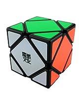 Moyu SkewB Black + Maru Lube 10ml + Cubelelo Cube Pouch COMBO Offer