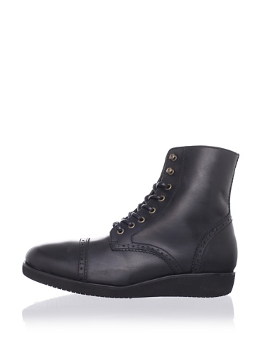 ksubi Men's Morrison 2 Boot (Black Rustico)