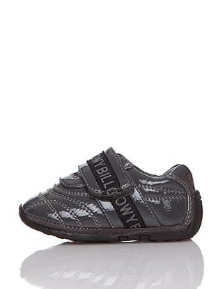 Billowy Zapatillas Velcro (Gris)