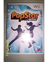 Popstar Guitar For Wii