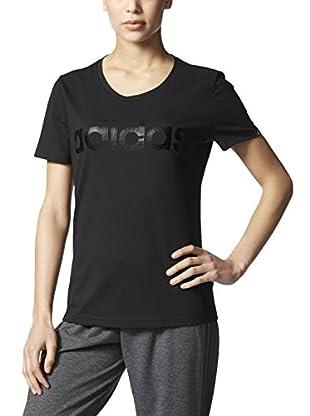 adidas Camiseta Manga Corta Linear