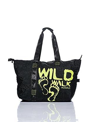 H.Due.O Borsa Wild Walk Nero