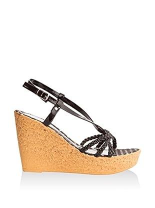 Cable Keil Sandalette