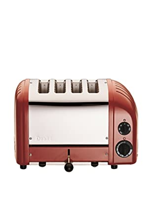 Dualit Classic 4-Slice Toaster (Red)