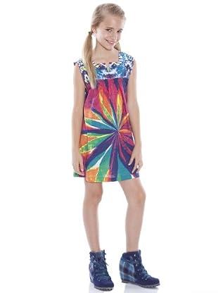 Custo Vestido Paint (Multicolor)