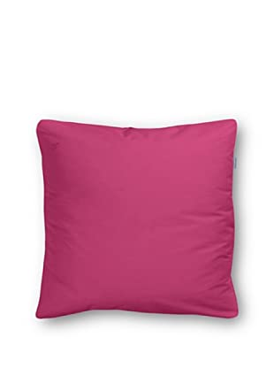 Casual Textil Cojín Casual (Fucsia)