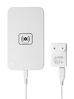 Unotec Pack Base+Receptor De Carga Por Inducción Para Galaxy Note3