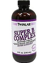 Twinlab Liquid Super B-Complex - 8 fl oz