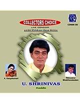 Collectors Choice - U. Srinivas