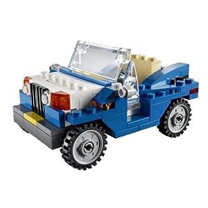 レゴ5764のレスキューロボット
