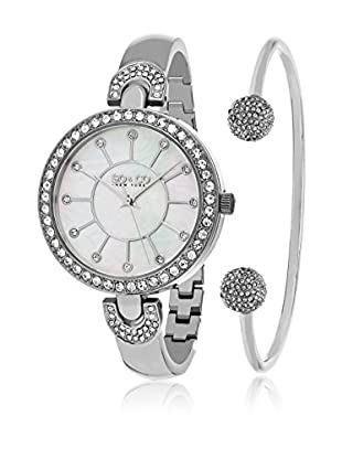So&Co New York Orologio con Movimento al Quarzo Giapponese Woman GP16296 38 mm