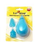 1st Step Nasal Aspirator 0M+ - Blue, 0M+