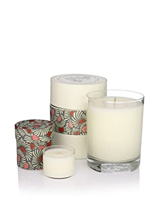 Sage Set of 12-Oz. and Mini Vanity Box Candles, Carnelian