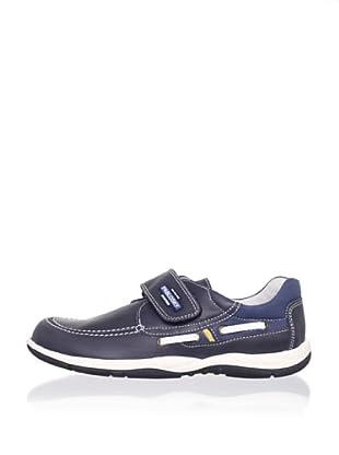 Pablosky Kid's Boat Shoe (Navy)