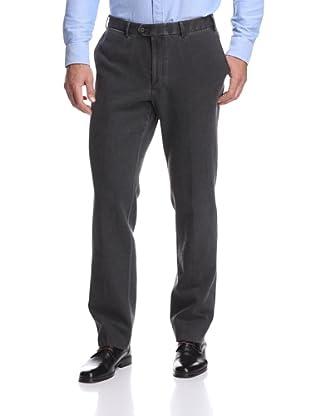 Hiltl Men's Casual Pant (Charcoal)