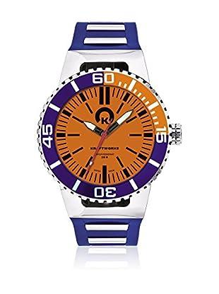Kraftworxs Reloj de cuarzo Unisex 45 mm